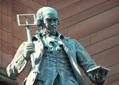 وفاه جيمس واط James Watt