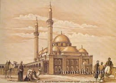 معركة اليرموك بقيادة خالد بن الوليد