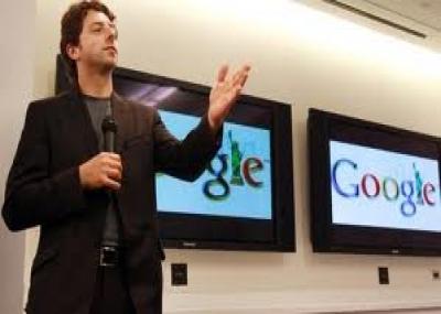 ولد سيرجي برين أحد مؤسسي جوجل Sergey Brin