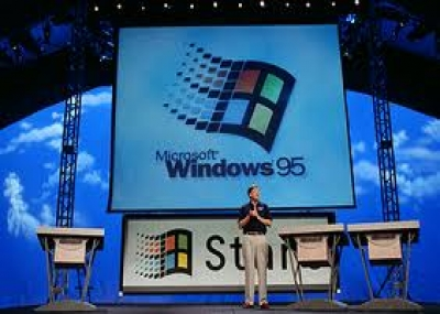 مايكروسوفت تطرح نظام التشغيل Windows 95
