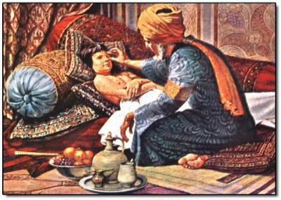 ولد العالم أبو بكر الرازي