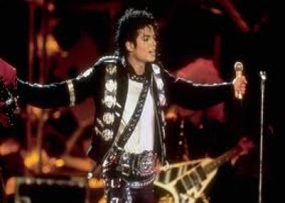 ولد ملك البوب مايكل جاكسون Michael Jackson