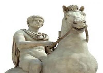 "ولد كاليجولا Caligula ""ثالث امبراطور روماني"""