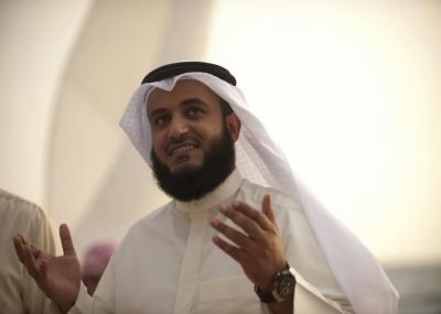 ولد فضيلة الشيخ مشاري بن راشد العفاسي