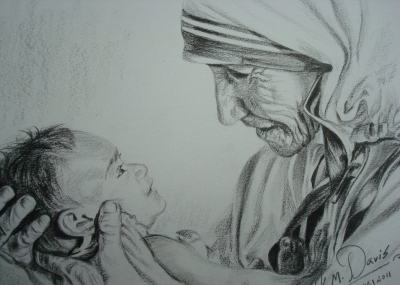 وفاه الراهبة الهندية الأم تريزا