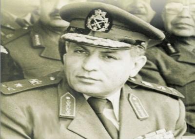 وفاه وزير دفاع مصر المشير محمد عبد الحليم أبو غزالة