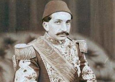 خلع السلطان عبد الحميد الثاني عن خلافة الدولة العثمانية