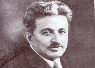 وفاه الأديب والشاعر اللبنانى أمين فارس أنطوان الريحاني