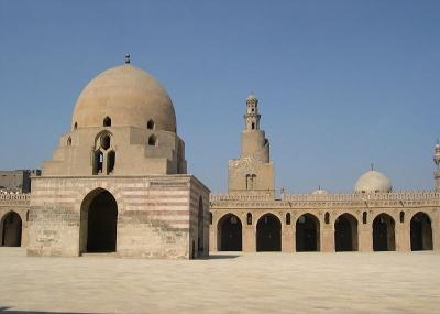 ولد أمير مصر أحمد بن طولون