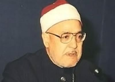 """ولد العالم والمفكر الإسلامي المصري """"محمد الغزالي"""""""