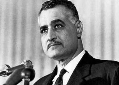 وفاه رئيس مصر الزعيم جمال عبد الناصر