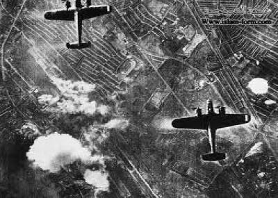 المانيا تبدأ الهجوم على الدول الإسكندنافية في الحرب العالمية الثانية