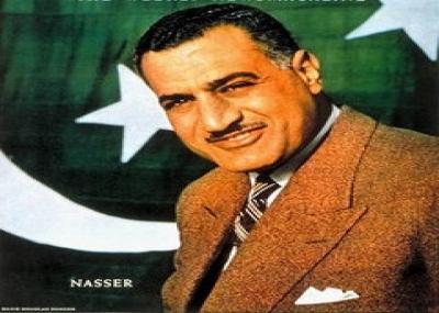 ولد الزعيم المصري جمال عبد الناصر