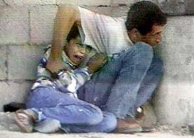 ذكرى استشهاد الطفل محمد الدرة بالرصاص الإسرائيلي